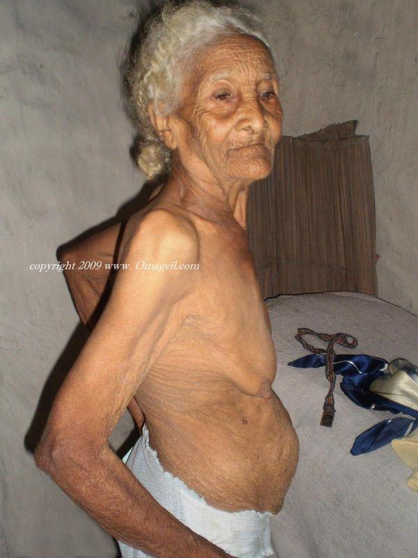 Grannies freaky black